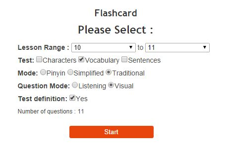 CLO Flashcards Options